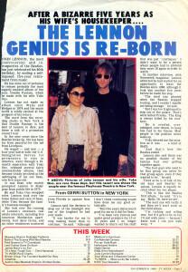 TV Week Nov 1980